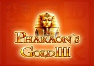 играть в автомат Pharaoh's Gold III